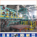 Gummiblatt-abkühlende Zeile durch Bescheinigung Ce&ISO9001