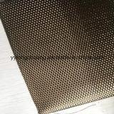 Panno strutturato della fibra del basalto del fabbricato della fibra del basalto