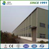 鉄骨構造の建築構造のWokshopのプレハブの倉庫(SW984)