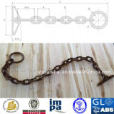 Load Log Boom Chain 또는 Log Lashing Chain