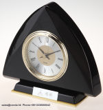 Reloj tablero de madera Piano-Finished grave de la alta calidad para el regalo A6022b del asunto