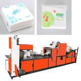 Tejido de la servilleta que hace la servilleta de la máquina que hace la máquina