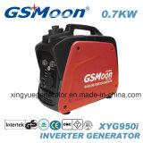 generatore silenzioso eccellente compatto della benzina dell'invertitore 0.7kVA con Ce, GS, EPA, approvazione di PSE