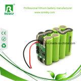 バイクライト、LEDのストリップのための7.4V 8800mAh 18650のリチウムイオン電池のパック