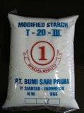 Fábrica de tratamento cheia de venda quente do amido de Autoamtic Modfied