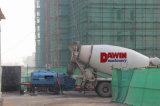 sistema di pompaggio concreto 30m3/Hr con i tubi di consegna di 100m sulla vendita