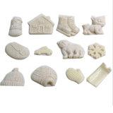 Jouets magiques de sable de thérapie neuve du type DIY avec 12 parties blanches de neige de PCS