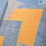 Ammortizzatore decorativo fatto a mano/cuscino con il reticolo geometrico della rappezzatura (MX-50)