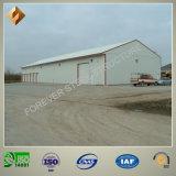 倉庫のための専門の軽く移動可能な鉄骨構造