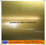 Bobina de acero de capa de oro del Galvalume de Afp