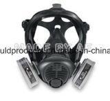 Molde de borracha da máscara da defesa de gás para as forças armadas de Customed usadas