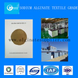 Usine de vingt ans pour l'alginate de sodium de pente de textile pour l'impression et la teinture