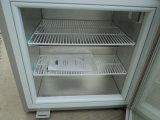 Congelador pequeno do indicador da porta de vidro desktop (SD-50B)