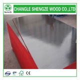 1220*2440*18mm Black /Brown Melamine Film Faced Plywood