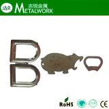 Metallo personalizzato che stampa parte