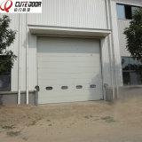 De Lucht Sectionele Schuifdeuren van de hoge snelheid