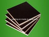 15mm der schwarze Film stellte Furnierholz für Aufbau gegenüber