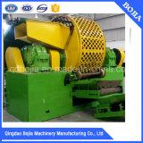 세륨 ISO9001 SGS를 가진 생산 기계 타이어 쇄석기 기계를 재생하는 높은 자동적인 낭비 또는 이용된 타이어