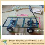 Caminhão de mão das rodas do carro de jardim Tc1807 quatro