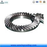 Pièce faite sur commande de pompe de bâti de Qingdao avec de l'acier