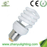 15W T4 Half Spiral Energy Saving Bulbs