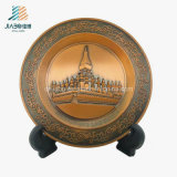 高品質の工場青銅のカスタムVeitnamの金属の記念品の版