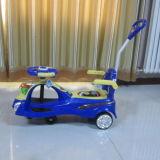 Carro do balanço do miúdo da qualidade superior, passeio do brinquedo do miúdo no carro