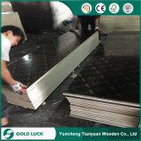 Linyi-wasserdichter Film stellte Furnierholz und heraus Tür-Verbrauch-Furnierholz gegenüber