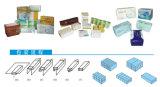Máquina de envolvimento automática do celofane da caixa de Pharmaceutial do controle do PLC