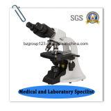 Microscope biologique Trinocular de laboratoire binoculaire de Bz-103
