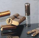 Alta calidad de latón Cerradura de cilindro para Puertas de Seguridad