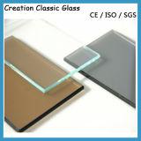 Vidrio Reflexivo de 5m M para los Edificios con Ce y ISO9001