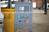 Durmapress Wc67y 300t 4000 유압 격판덮개 구부리는 기계 가격