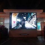 Alto schermo di visualizzazione della striscia di Superthin P4 LED di definizione per i concerti
