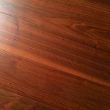 Revestimento de madeira projetado noz da alta qualidade