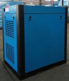 Lärmarme Frequenz-justierbarer Drehschrauben-Luftverdichter