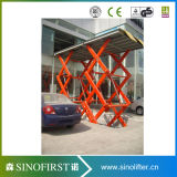 4ton 5ton 6ton Hydraulic Electric Car Scissor Lift Table