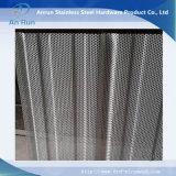 Perforiertes Aluminiumblatt mit Wellen