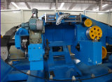 Machine van de Kabel van het Koper van de hoge snelheid de Dubbele Verdraaiende