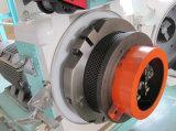 Машина стана лепешки машины давления лепешки биомассы электрического двигателя деревянная