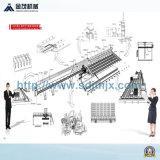 기계 또는 유압 벽돌 기계를 만드는 구획