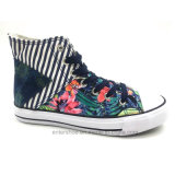 High Top Canvas Women Shoes Sneaker (ET-YH160338W)