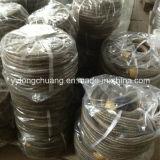 Corda trançada da selagem da fibra de alta temperatura Round/Square do basalto da aplicação