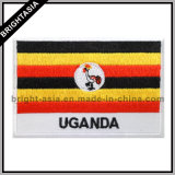 Bandeira Embroidery Badge para Organization Use (BYH-10750)