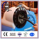 Schlauch-Bördelmaschine der beweglicher hydraulischer Schlauch-quetschverbindenmaschinen-Dx68