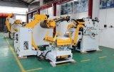 Раскручиватель автоматизации с фидером и Uncoiler использующ в машине давления