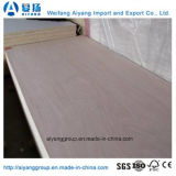 5-21mm Okoume Face Poplar Core Plywood