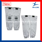 Healongの工場デジタルによって印刷される安いアイスホッケーのソックス