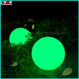 Colore che cambia la sfera magica dell'uovo della piscina del LED