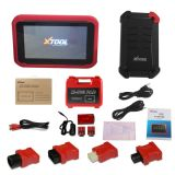 Xtool X-100 Pad Tablet Key Programmer com Eeprom Adapter